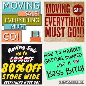 ❗️MAKE AN OFFER MOVING BLOWOUT SALE ❗️